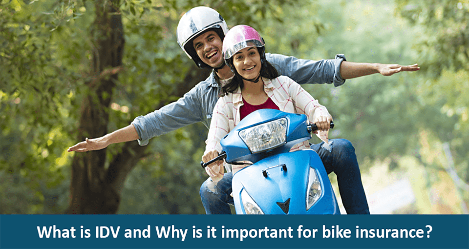 IDV in Bike Insurance