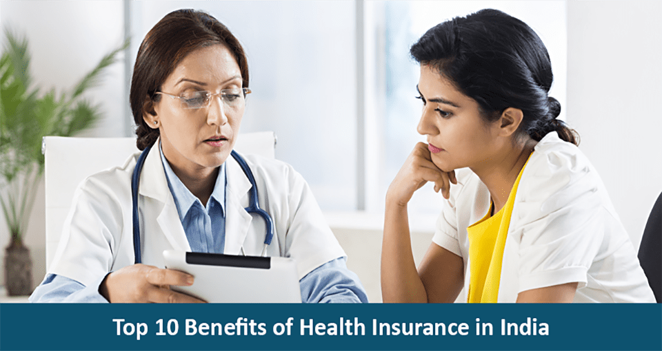 Advantages of Health Insurance.