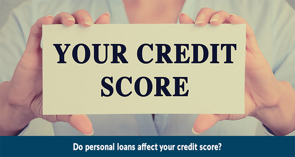 Effect of CIBIL score for personal loan?