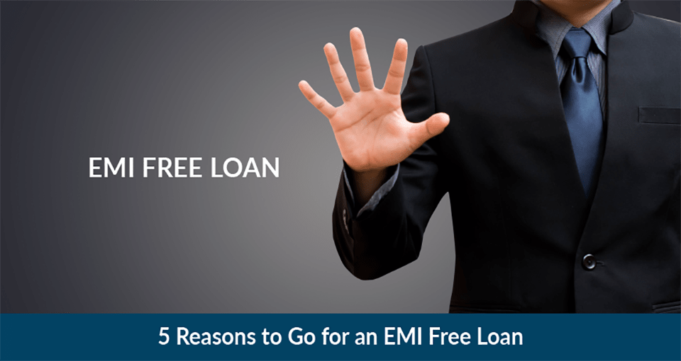 All about EMI Free Loan