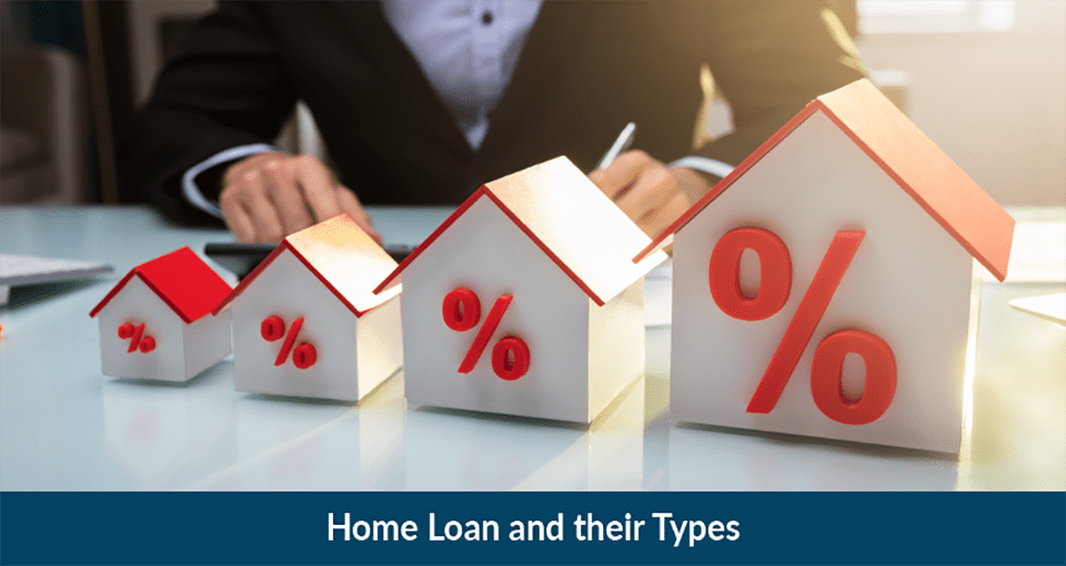 Home Loan and Their Types