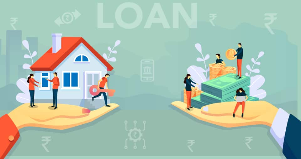 Difference between Home Loan and Loan Against Property at Finserv MARKETS
