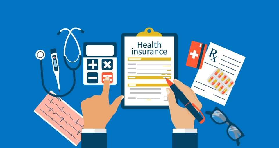steps to buy health insurance online.