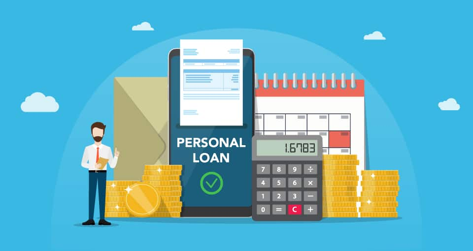 Why You Should Use Personal Loans to Consolidate Debt – Personal Loan Blogs  by Finserv MARKETS