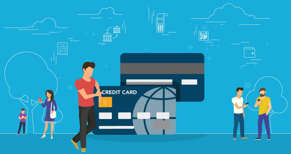 benefits of bajaj emi card over credit card
