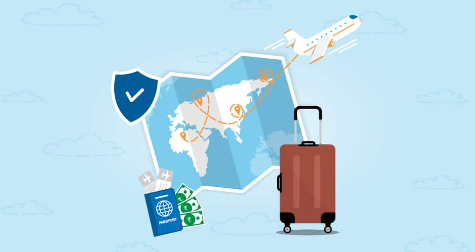 Travel wold with personal loan