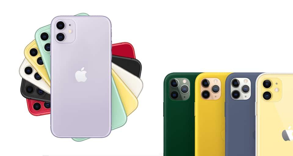 Apple Announces New iPhone 11