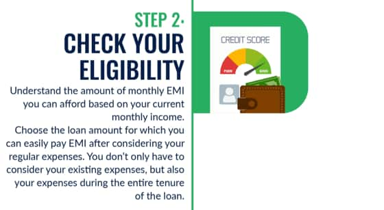 A Step By Step Procedure For Personal Loan