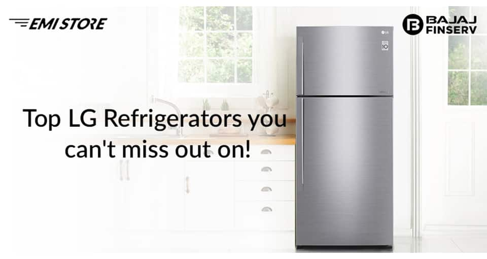 Top LG Refrigerators You Can't Miss Out On!