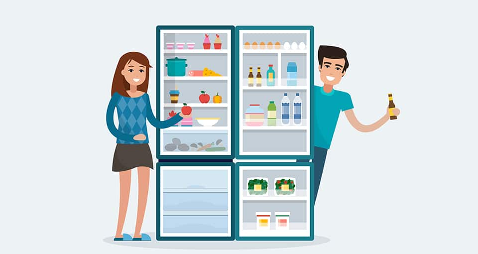 Best Refrigerator Technologies in India in 2019