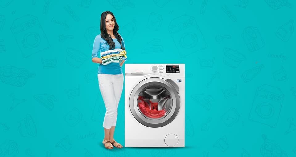 5 signs that you need a new washing machine