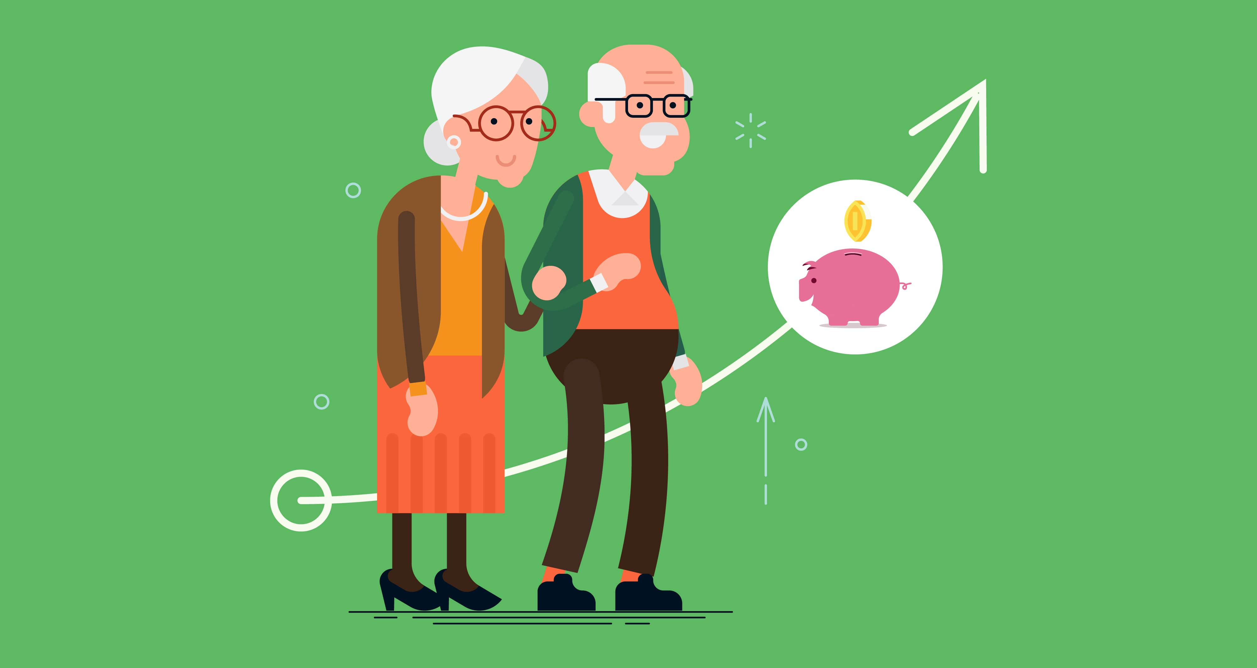 Shades of grey - 5 ways your 60's are the most romantic years of your life.