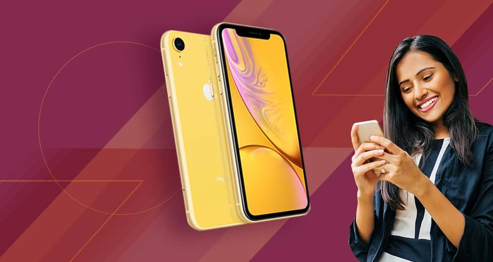 iPhone XR Mobile Review