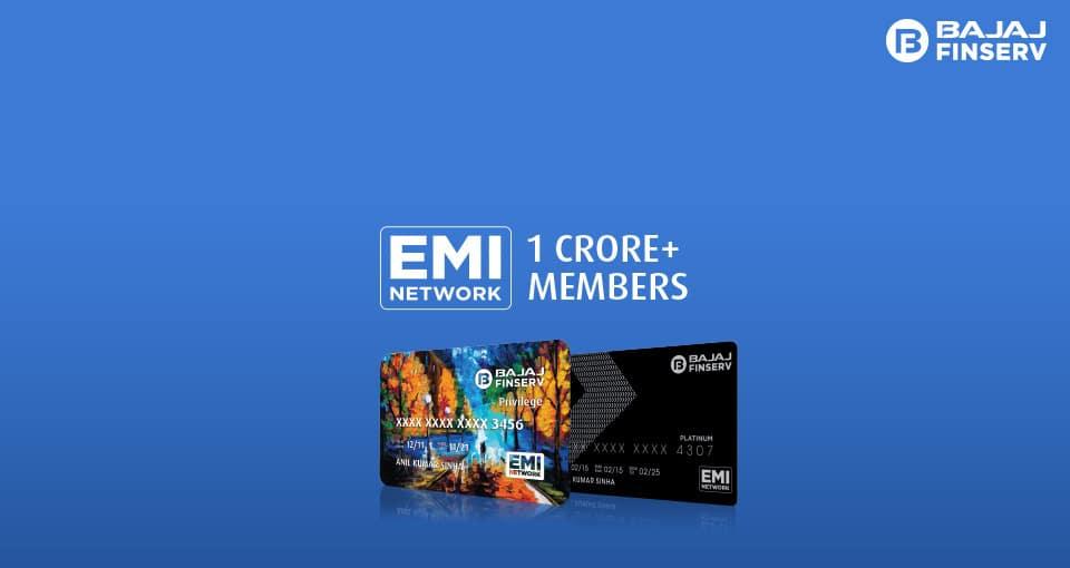 EMI CARD.