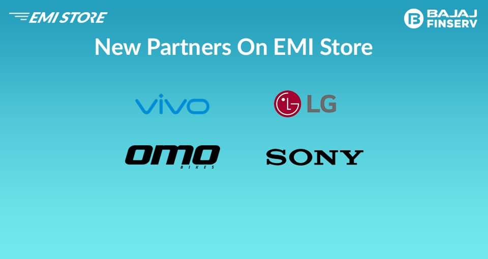 New partners on EMI store
