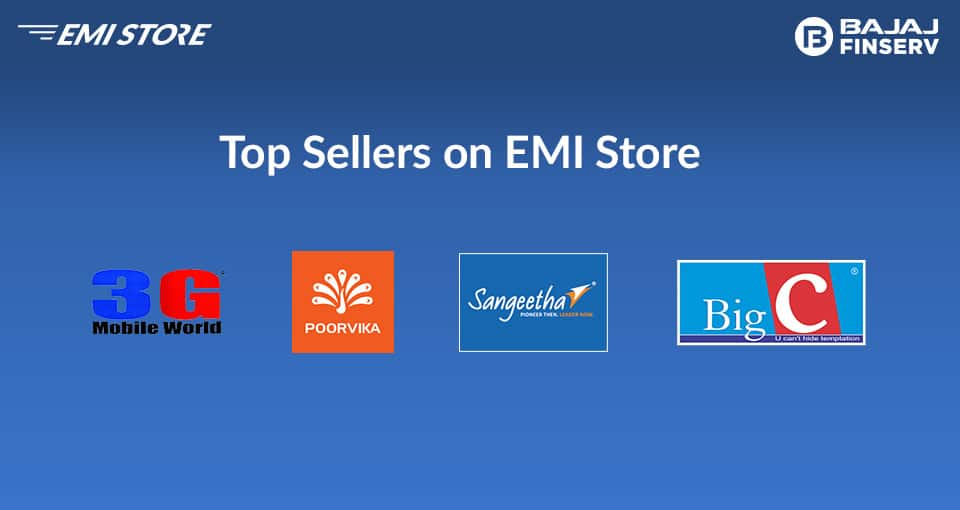 Top Sellers on EMI Store