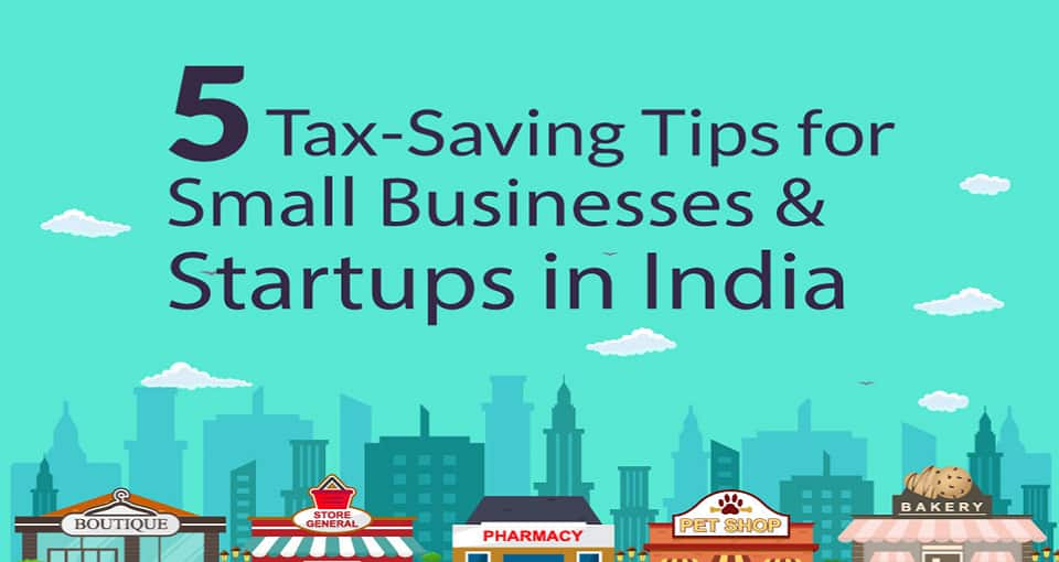 Income Tax-Saving Tips For Small Businesses