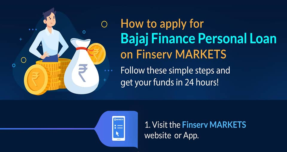 How to Apply for Bajaj Finance Personal Loan